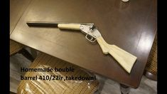 how to build a homemade gun, A-Z.