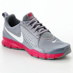 Gray Shoes with Colored Sole (size 7) - Nike In-Season TR Cross-Trainers - Women, $67