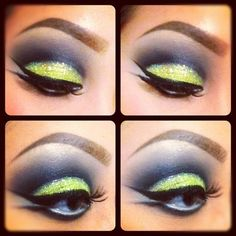 perfect make up for Raves or halloween