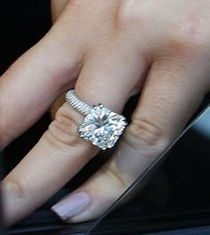 Celebrity Engagement Rings | celebrity engagement rings! - betterthandiamond.com