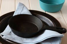 Cleaning cast iron pots often include a lot of don't: Don't use soap, don't use…