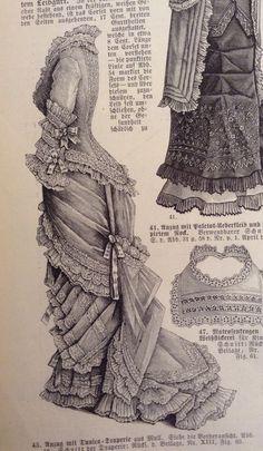 Die modenwelt 1878