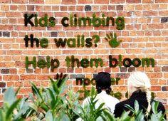 Moss Graffiti - Graffiti de musgo