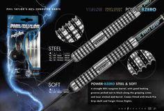 Power 8zero Phil Taylor darts