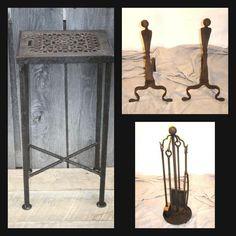 Collection...James McGee Iron Designs