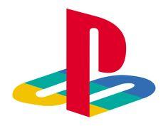 Playstation logo colour