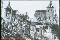 La Defensa del Alcázar de Toledo ~ GRANDES BATALLAS DE LA HISTORIA