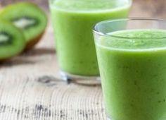 Smoothie kiwi-menthe | Recettes | Mon assiette | Plaisirs Santé