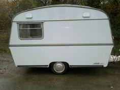 thomson glen 2 1973 classic vintage caravan small light weight retro vgc cond