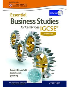35 Best Upper Secondary Igcse Business Books Images Business