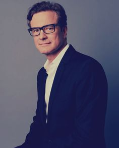 Colin Firth, he's just an amazing actor!!