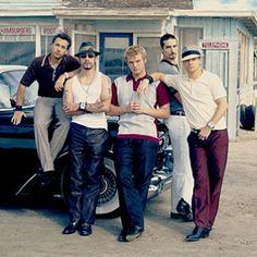 backstreet boys...obviously