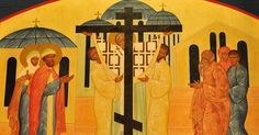 Exaltation of the Cross (or Triumph of the Cross) | Feast Day: September 14