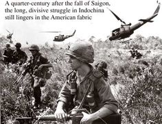 VietNam--58,000 American soldiers lost their lives in this war