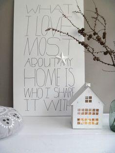 Woontrend: huisjes in huis | Éénig Wonen