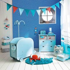 Muebles de Maisons du Monde para el bebé