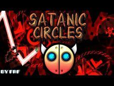 Geometry Dash [2.0] - Satanic Circles - by FRF - YouTube