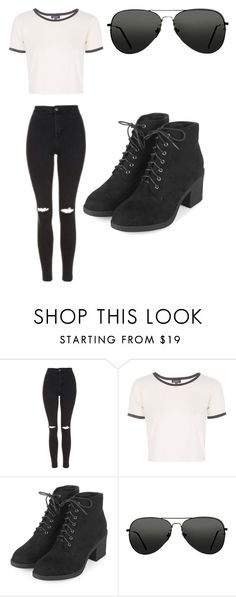"""""""topshop outfit"""" by itsmaria12 ❤ liked on Polyvore featuring Topshop"""