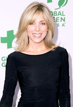 Donald Trump's Ex Marla Maples to Compete on 'DWTS' - - Donald Trump's second wife, Marla Maples, is set to compete on season 22 of 'Dancing With the Stars' — find out more! Marla Maples, Lindsay Arnold, Donald Trump Ex Wife, Cute Hairstyles, Wedding Hairstyles, Updo Hairstyle, Hairstyle Ideas, Medium Hair Styles, Short Hair Styles
