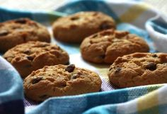 Oat, Banana, Chia and Choc Chip Biscuits - Real Recipes from Mums
