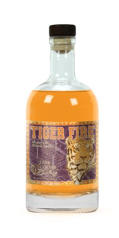Gear up for your perfect Clemson tailgate with a bottle of Tiger Fire. An orange punch flavored whiskey that you won't even have to mix.