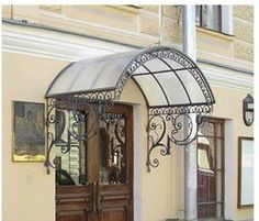 Pictures Of Awning Sunshadecanopyiron A004Buy Sunshade