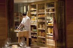 Cheese Caves Are The Newest Hot Hotel Amenity~