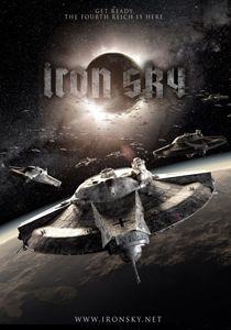 Iron Sky is a military science fiction movie directed by Timo Vuorensola in 2012.