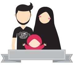 avatar kartun muslim 24