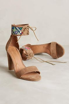 20a7f2999db Howsty Esha Heels Beige Heels (On Sale!