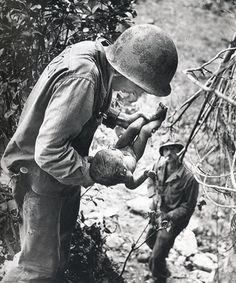 Smith, nouveau-né agonisant,1944, 1945