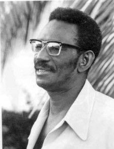 Dr. Cheikh Anta Diop, the brilliant Black anthropologist, historian,  physicist was one of the most prominent  proficient Black scholars in the history of African civilization. His discoveries and deductions have shown the world the true accomplishments of African history, effectively put an end to the debate over who the original people of Egypt were, and pioneered techniques of scientific research – such as carbon dating as a means of dating artifacts and remains.