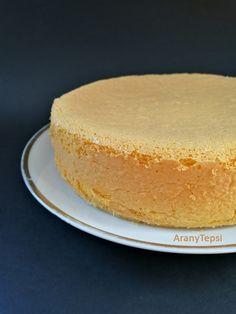 Azt már többször elmondtam, hogy nem tudok tortát sütni, mert valahogy sohasem sikerül olyanra, amilyenre én szeretném (összeesik, lela...