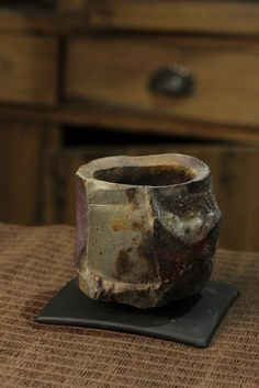 woodfired chawan made by Baokun Suen