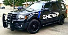 Adams County (CO) Sheriff Ford Expedition Slicktop
