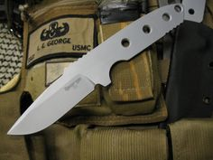 LES GEORGE - VECP FIXED BLADE