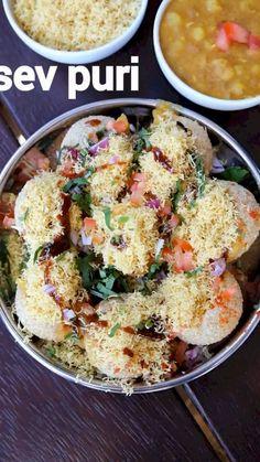 Indian Veg Recipes, Indian Dessert Recipes, Indian Snacks, Puri Recipes, Spicy Recipes, Healthy Recipes, Kitchen Recipes, Cooking Recipes, Cooking Food