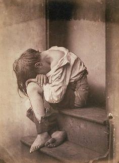 Oscar Gustav Rejlander - Homeless, 1860