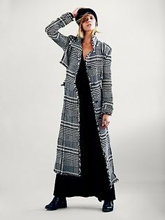 Recognition Maxi Coat at Free People I want it!!!