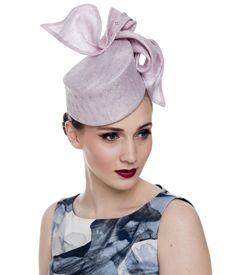 Fashion hat Lilac Pillbox