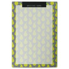 Peary Perfect Grey | Post-its