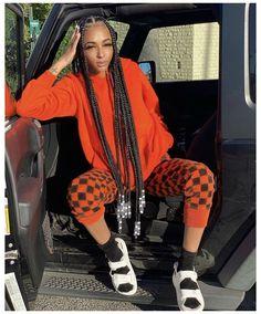 pin: brincessdior 🦋 #braids #with #beads #black #women #braidswithbeadsblackwomen