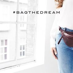 To bring our new collection to life we need your help to back us on Kickstarter! We will go live in a few weeks! Your reward? Up to 40% off your favorite design! A no-brainer, right? Hashtag #bagthedream shows you everything we post about the campaign. Go and explore! ✨ #newcollectionsoon #fannypack  #ootdshare #todaystyle #detailsmatter #whatiwore #aboutalook #instafashion #ootdwatch #everydaystyle #everydaywear #fashionlook #fashionworld #bagl