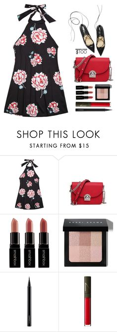 """Under $100: Summer Dresses"" by justkejti ❤ liked on Polyvore featuring Smashbox, Bobbi Brown Cosmetics, MAC Cosmetics, NARS Cosmetics, summerstyle, under100, zaful and showsomeshoulder"
