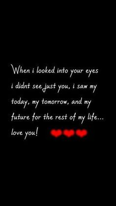 Love can be tough to put into words at times. This collection of 50 love quotes will help you remember how beautiful and great love truly is. Love Quotes For Her, Love Quotes For Girlfriend, Love Picture Quotes, Quotes For Him, Love Texts For Her, I Love You, Beautiful Words Of Love, Diabolik, Peace Quotes