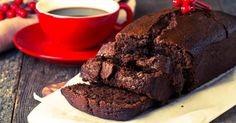 Un pain Choco Healthy Breakfast Snacks, Healthy Deserts, Bread Cake, Dessert Bread, Sweet Recipes, Cake Recipes, Dessert Recipes, Banana Zucchini Muffins, Ww Desserts
