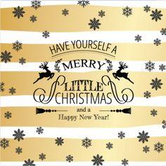 #kerst #kaart #kerstkaart #kerstkaarten #xmas #fuif #merry #christmas #happy #new #year #fijne #feestdagen #kerstdagen #goud #sierlijk #sneeuw #sneeuwvlokken #sneeuwsterren #rendieren #wit #zwart