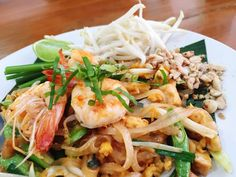 Gluten-Free Pad Thai: the Real Thing!