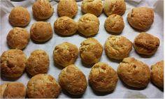 Ελληνικές συνταγές για νόστιμο, υγιεινό και οικονομικό φαγητό. Δοκιμάστε τες όλες Finger Food Appetizers, Finger Foods, Feta, Muffin, Cookies, Breakfast, Ethnic Recipes, Desserts, Blog