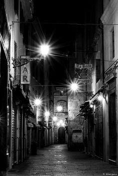 Bologna, Via Pescherie Vecchie by @wungenz, via Flickr